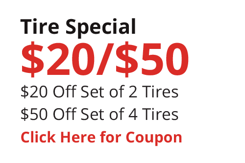 forty fort lube coupon special tires